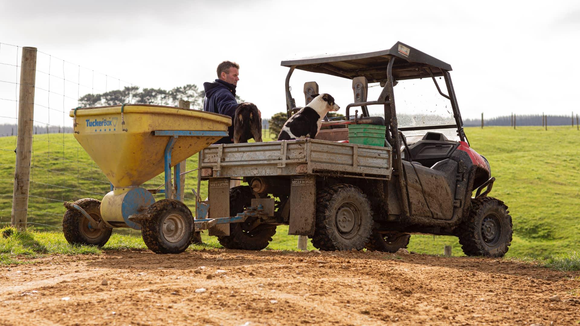 Farmer Confidence – NZ